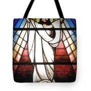 Jesus Is Our Savior Tote Bag