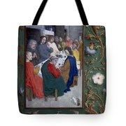 Jesus: Last Supper Tote Bag