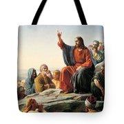 Jesus Lord Tote Bag