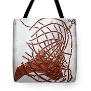 Jesus Of Gethsemane - Tile Tote Bag