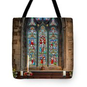 Jesus Of Nazareth Tote Bag