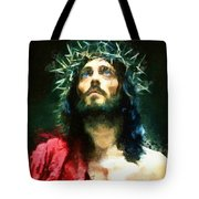 Jesus Of Nazareth Tote Bag