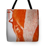 Jesus The Good Shepherd Tote Bag