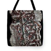 Jesus The Lion Of Judah Tote Bag