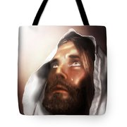 Jesus Wept Tote Bag