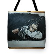 Jeter A Classic Tote Bag