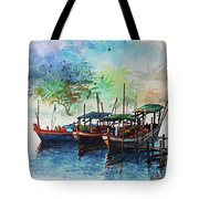 Jetty_01 Tote Bag