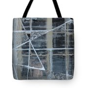 Jeux De Glace I / Ice Setting I Tote Bag