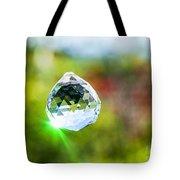 Jewel Hanging Outdoors  Tote Bag