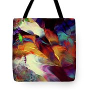 Jewel Island Tote Bag