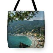 Jewel Of The Mediterranean Tote Bag