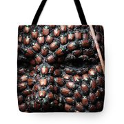 Jeweled Tote Bag