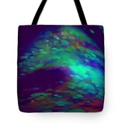 Jewelled Cave Of Dreams Tote Bag