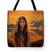 Jewels Of Costa Rica Tote Bag