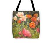 Jewels Of Spring Tote Bag