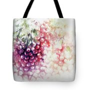 Jewels On The Vine Tote Bag