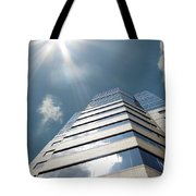 Jewish Hospital-louisville Ky Tote Bag