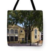 Jewish Museum Of Florida  Tote Bag