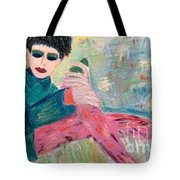 Jewish Woman Tote Bag