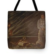 Jews In Space Tote Bag