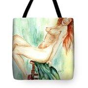 Jezebel Tote Bag
