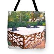 Jg-0001 Koetsu Style Fence Tote Bag