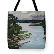 Jim Day Morning Tote Bag