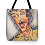 Jim Nabors Tote Bag