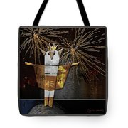 Jim The God Of July Tote Bag