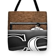 Jim Tracy Rockies Manager Tote Bag by Marilyn Hunt