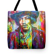 Jimi Tote Bag