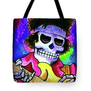 Jimi Hendrix, Soloing Tote Bag