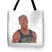 Jimmy Butler Tote Bag