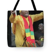 Jimmy Cliff Painting Tote Bag