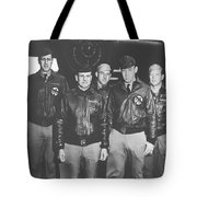Jimmy Doolittle And His Crew Tote Bag