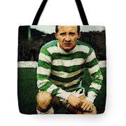 Jimmy Johnstone  Tote Bag