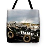 Jimmy L Tote Bag