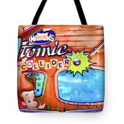 Jimmy Neutron's Attomic Collider Tote Bag