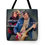 Jimmy Page Tote Bag