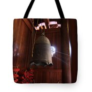 Jing'an Temple Tote Bag