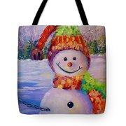 Jingle Bell II Tote Bag