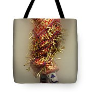 Pow Wow Jingle Dancer 6 Tote Bag