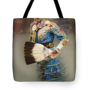 Pow Wow Jingle Dancer 7 Tote Bag