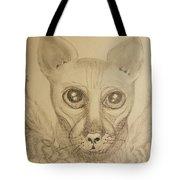 Jinx The Sphynx Tote Bag
