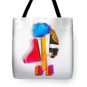Jive Bird Tote Bag