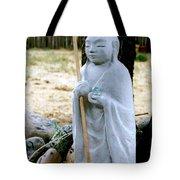 Jizo Bodhisattva - Children's Protector Tote Bag