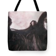 Joan And Bobby--the Sixties Tote Bag