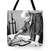 Joan Miro (1893-1983) Tote Bag