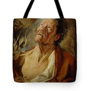 Job Tote Bag by Jacob Jordaens