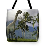 Jobaria In Meadow Tote Bag